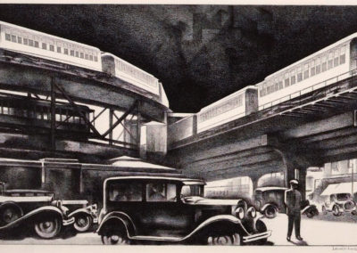 Constructions - Louis Lozowick 1930 (5)