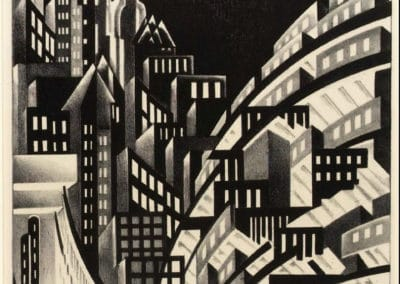 Constructions - Louis Lozowick 1930 (6)