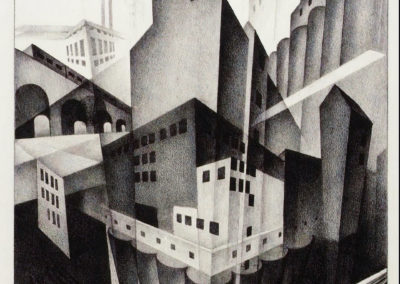 Constructions - Louis Lozowick 1930 (7)