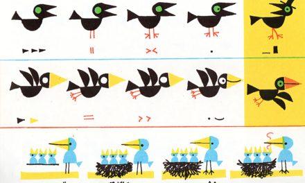 Dessiner les oiseaux – Ed Emberley
