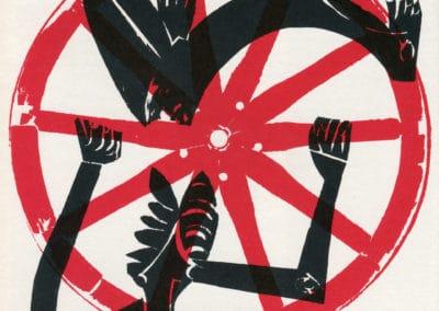 Gravures sur bois - HAP Grieshaber 1960 (1)