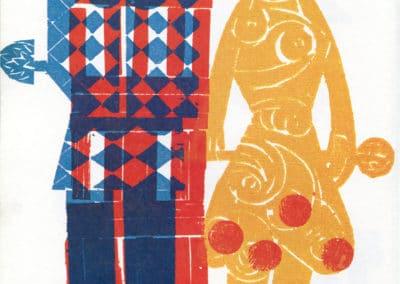 Gravures sur bois - HAP Grieshaber 1960 (11)