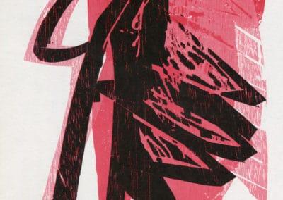 Gravures sur bois - HAP Grieshaber 1960 (2)