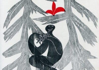 Gravures sur bois - HAP Grieshaber 1960 (9)