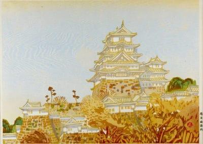 Gravures sur bois - Hashimoto Okiie 1960 (16)