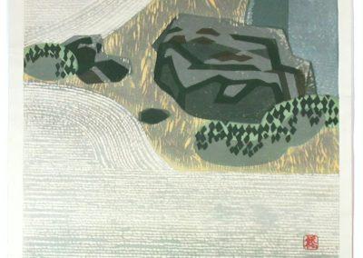Gravures sur bois - Hashimoto Okiie 1960 (2)