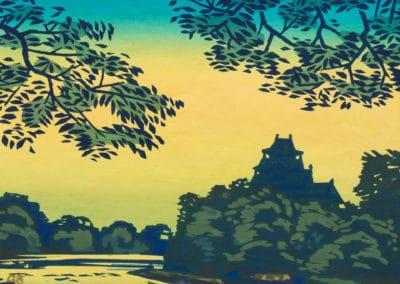 Gravures sur bois - Hashimoto Okiie 1960 (21)