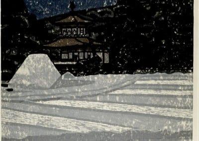 Gravures sur bois - Hashimoto Okiie 1960 (26)