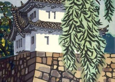 Gravures sur bois - Hashimoto Okiie 1960 (28)