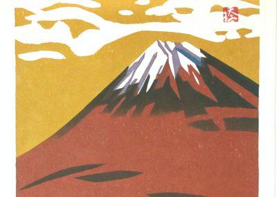 Gravures sur bois - Hashimoto Okiie 1960 (3)