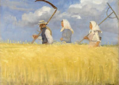 Harvesters - Anna Ancher (1905)