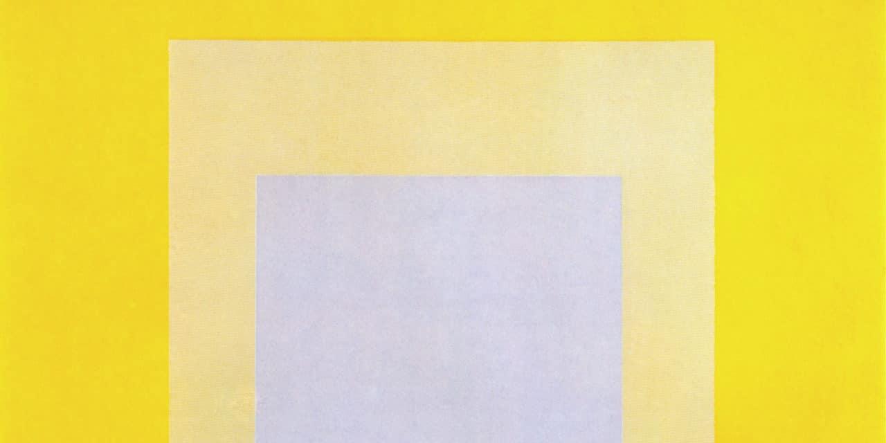 Hommage au carré – Josef Albers