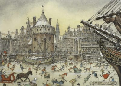 Illustrations - Anton Pieck 1920 (1)