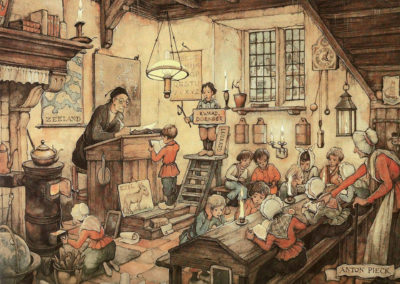 Illustrations - Anton Pieck 1920 (21)