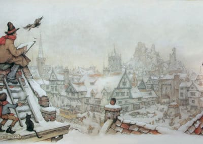Illustrations - Anton Pieck 1920 (25)
