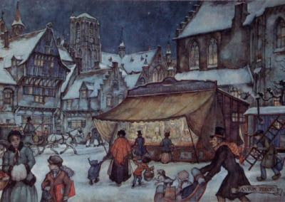 Illustrations - Anton Pieck 1920 (28)