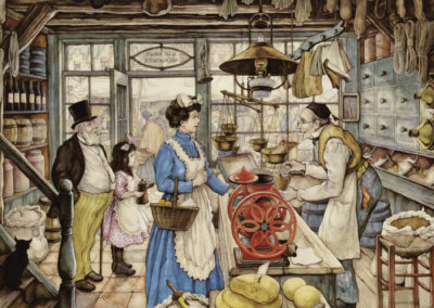 Illustrations - Anton Pieck 1920 (3)
