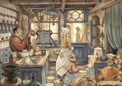 Illustrations - Anton Pieck 1920 (31)