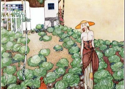 Illustrations - Kay Nielsen 1914 (10)
