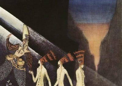 Illustrations - Kay Nielsen 1914 (2)