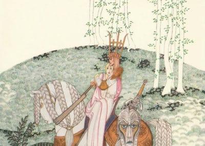 Illustrations - Kay Nielsen 1914 (25)