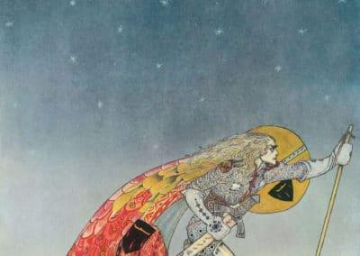 Illustrations - Kay Nielsen 1914 (26)