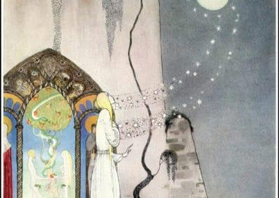 Illustrations - Kay Nielsen 1914 (3)