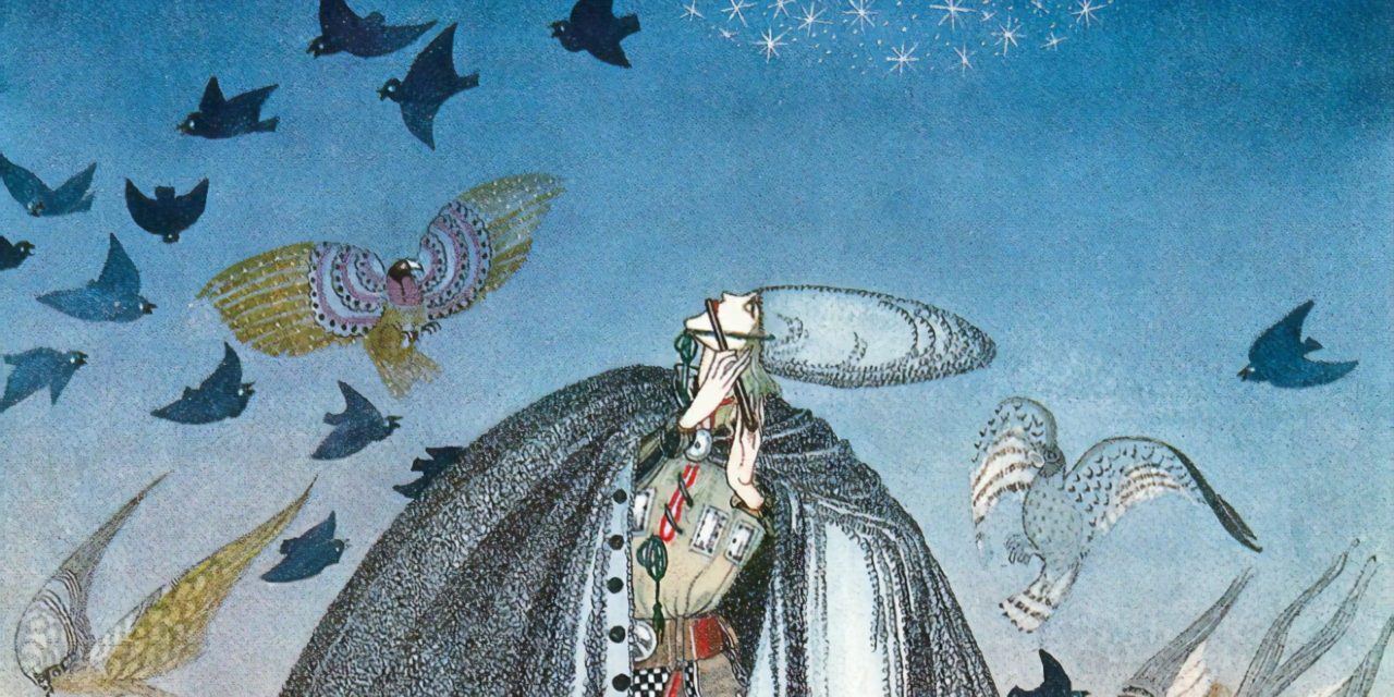 Illustrations – Kay Nielsen