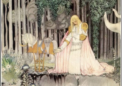Illustrations - Kay Nielsen 1914 (5)