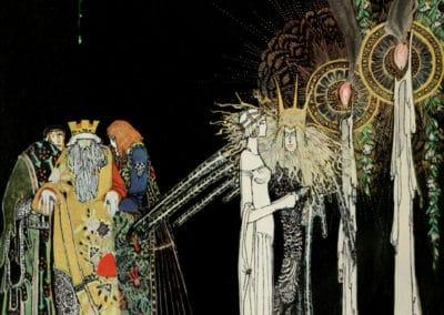Illustrations - Kay Nielsen 1914 (9)
