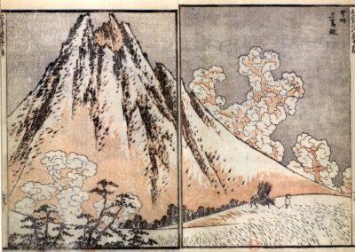 Images de la permanence - Katsushika Hokusai 1814 (3)