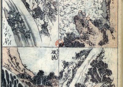 Images de la permanence - Katsushika Hokusai 1814 (9)