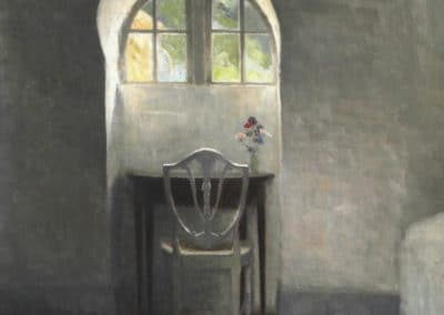 Intérieur - Peder Vilhelm Ilsted (1916)