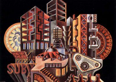 La nouvelle Babel - Fortunato Depero (1930)