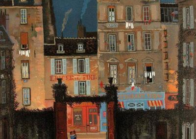 Le bonheur - Michel Delacroix (1933)