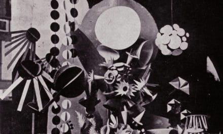 Le chant du rossignol – Fortunato Depero