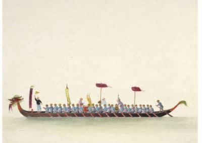 Les bateaux de la rivière des perles 1820 (1)
