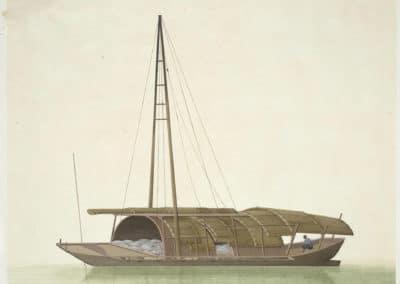 Les bateaux de la rivière des perles 1820 (10)