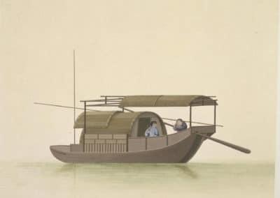 Les bateaux de la rivière des perles 1820 (12)