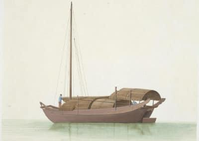 Les bateaux de la rivière des perles 1820 (13)