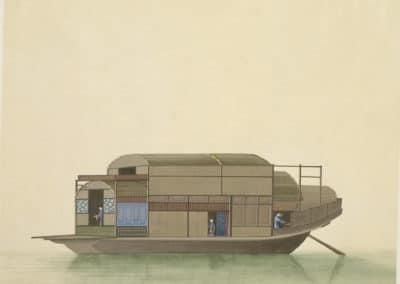 Les bateaux de la rivière des perles 1820 (14)