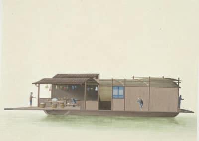 Les bateaux de la rivière des perles 1820 (15)