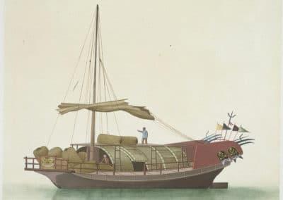 Les bateaux de la rivière des perles 1820 (16)