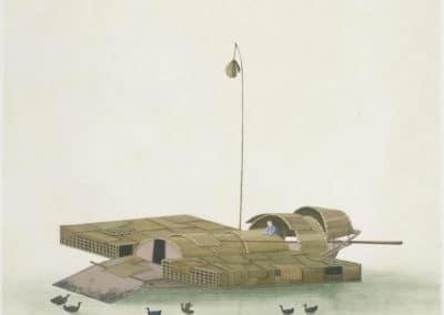 Les bateaux de la rivière des perles 1820 (17)