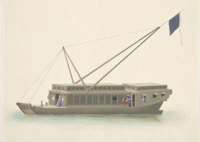 Les bateaux de la rivière des perles 1820 (2)
