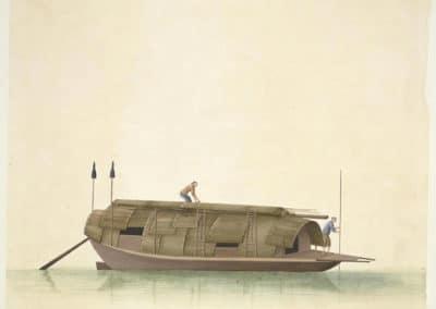 Les bateaux de la rivière des perles 1820 (20)