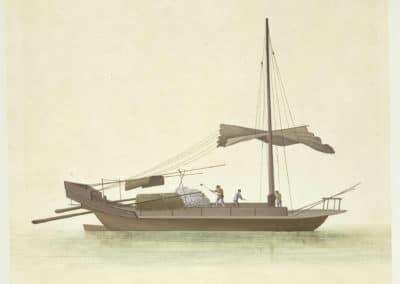 Les bateaux de la rivière des perles 1820 (22)