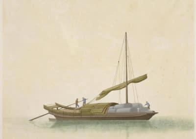 Les bateaux de la rivière des perles 1820 (24)