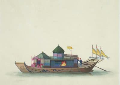 Les bateaux de la rivière des perles 1820 (26)