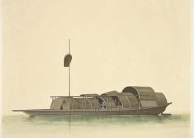 Les bateaux de la rivière des perles 1820 (9)